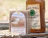 Honey Oatmeal Goat Milk S...