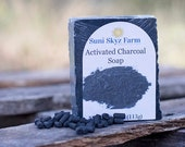 Charcoal Soap - Activated...