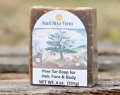 Pine Tar Soap - Cypress S...