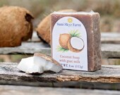 Coconut Goat Milk Soap - ...