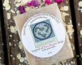 Legend of Two Hearts Soap...