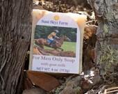 Men's Only Goat Milk ...
