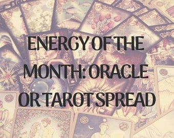 Spirit of the month | Etsy