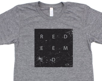 Redeemed tshirt  6fd43bb00c7a