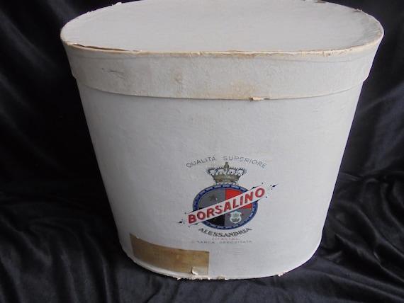 vintage hats box/antique hats  box, large XL, bors
