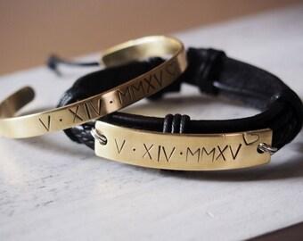 Couples Bracelet Etsy