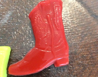 9b20cb8bc31a 15 boot soaps 15 favor bags cowboy cowgirl roping farm life horses wild west  rodeo boots shoes