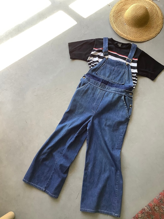 Vintage overalls size S overalls jean overalls vin