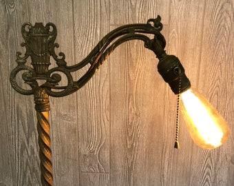 Cool Vintage Floor Lamps Etsy Wiring 101 Tzicihahutechinfo