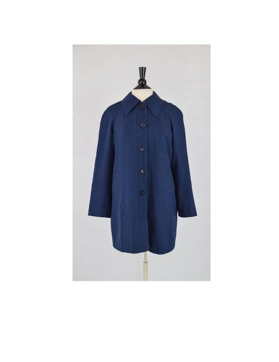 Vintage 60s Trench Coat | 60s London Fog Style Uni