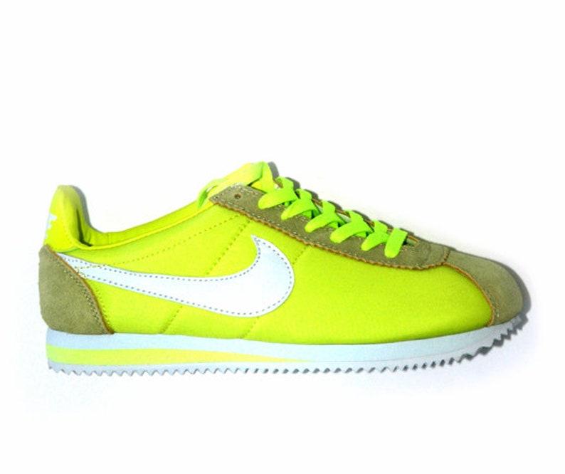 des années 80 femmes Nike Classic Cortez