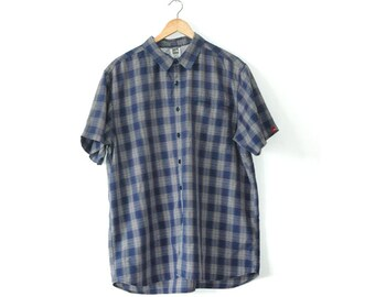 North Face Check Shirt