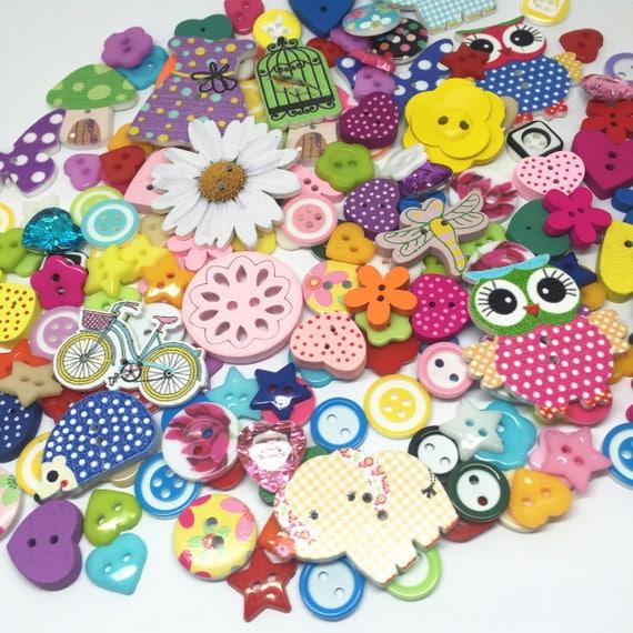 10 Colours 40x 13mm Flower Shabby Chic Resin Flatbacks Craft Embellishments