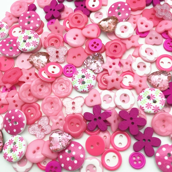 100x Wooden Mushroom Buttons Embellishments for Sewing Craft Cardmaking 25mm