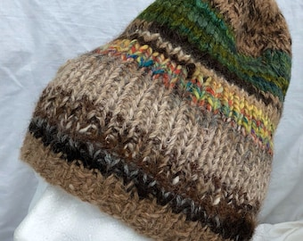2fa5a54b81a Stripes of Everything Winter Hat -- stocking cap