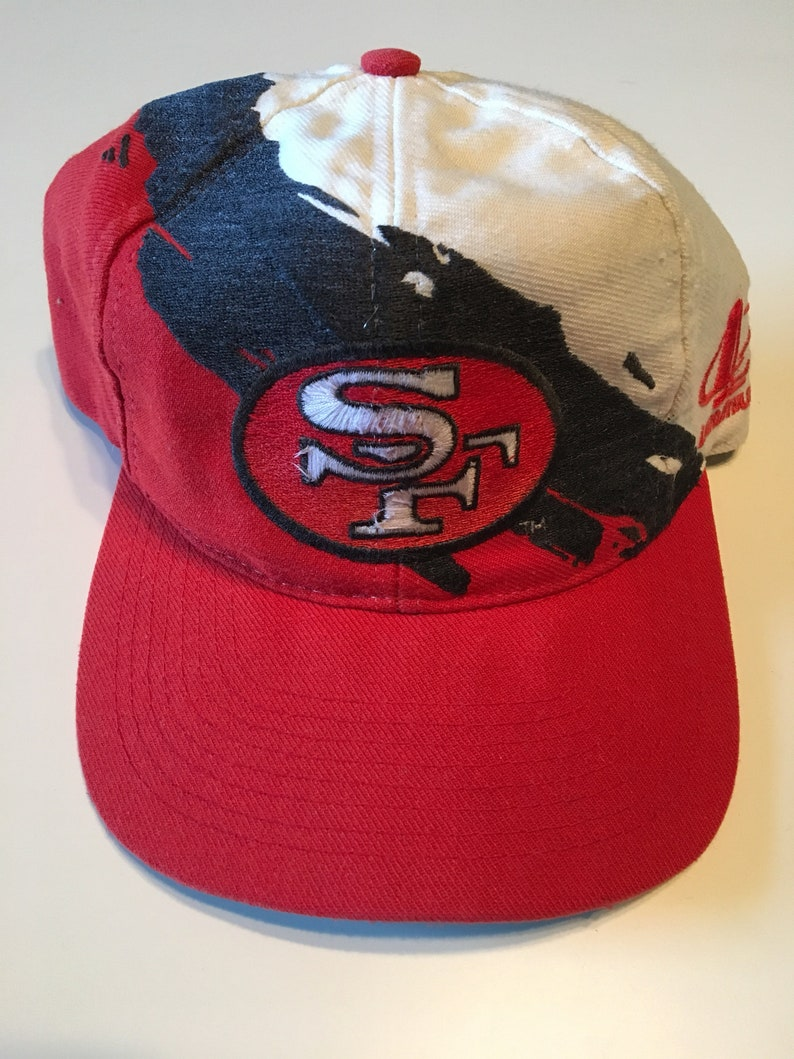 6057733347911 Vintage Pro Line Logo Athletics San Francisco 49ers NFL