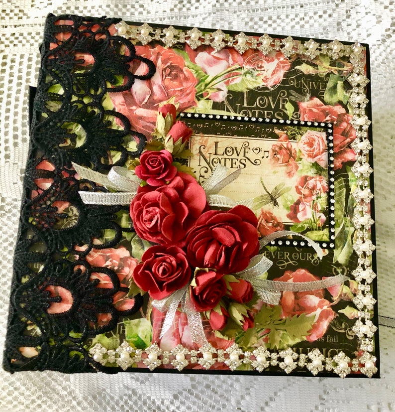 Mini Album For Sale Pre made scrapbook Album Wedding Album image 0