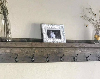 001fdb6298e Rustic coat rack