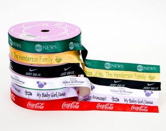 Personalized ribbon | Etsy