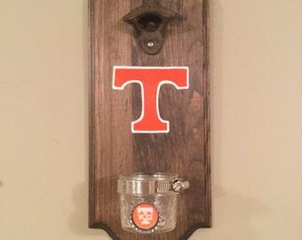 University of Tennessee Volunteers Wall-mounted Bottle Opener