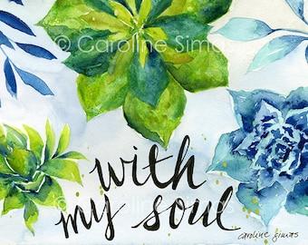 Soulful Succulents