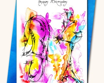 94th EXTRA LARGE Birthday Greeting card, A4,(8''x 11''), Personalised card, Any name on the cards, Age specific birthday card