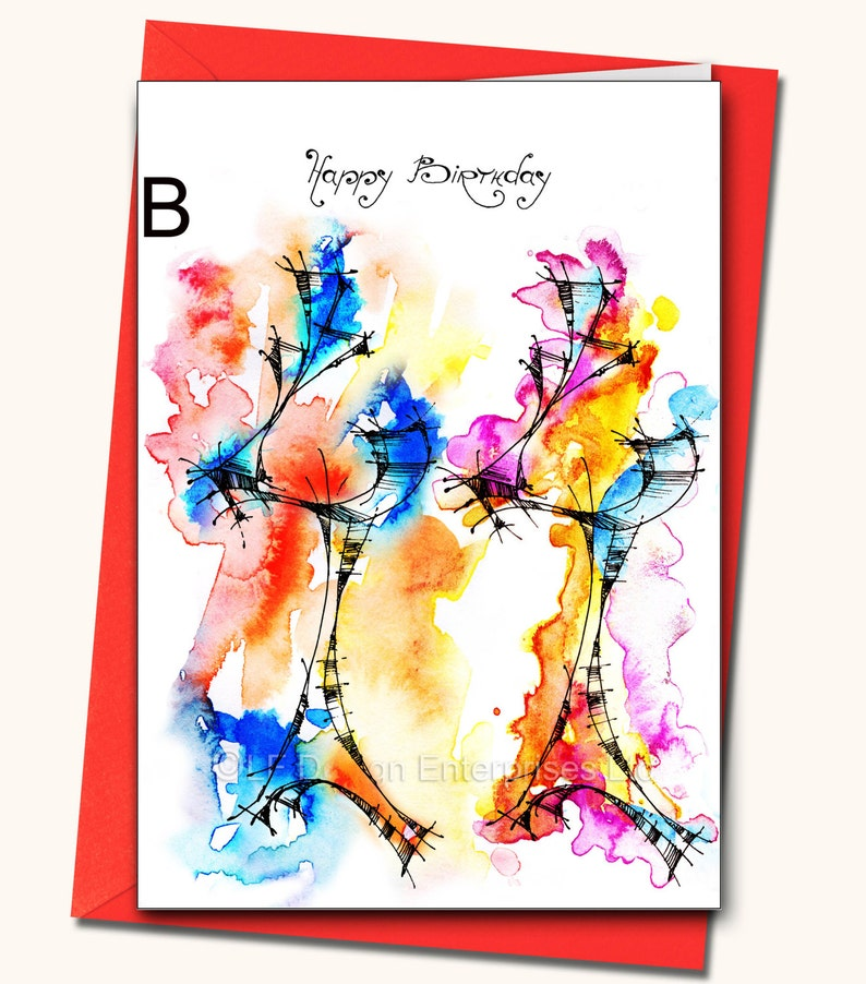 44th Birthday Greeting Card Personalised Cards Any Name On