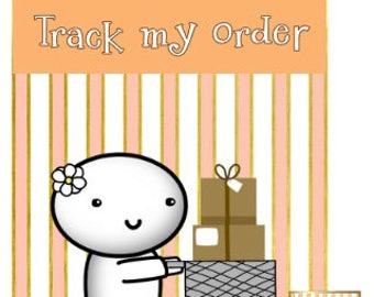 Shipping tracking upgrade