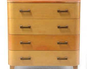 Flo-Related Mid-Century Modern Chest of Drawers