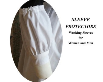 Sleeve Protectors, Working sleeves, Sleeve Guards - Womens and Mens