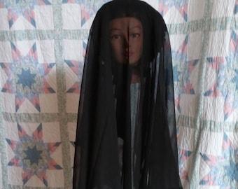 Mourning Veil - Weeping Veil
