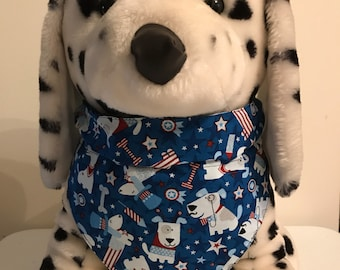 4th of July Dog Bandana
