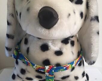 Tie Dye Step-in Dog Harness