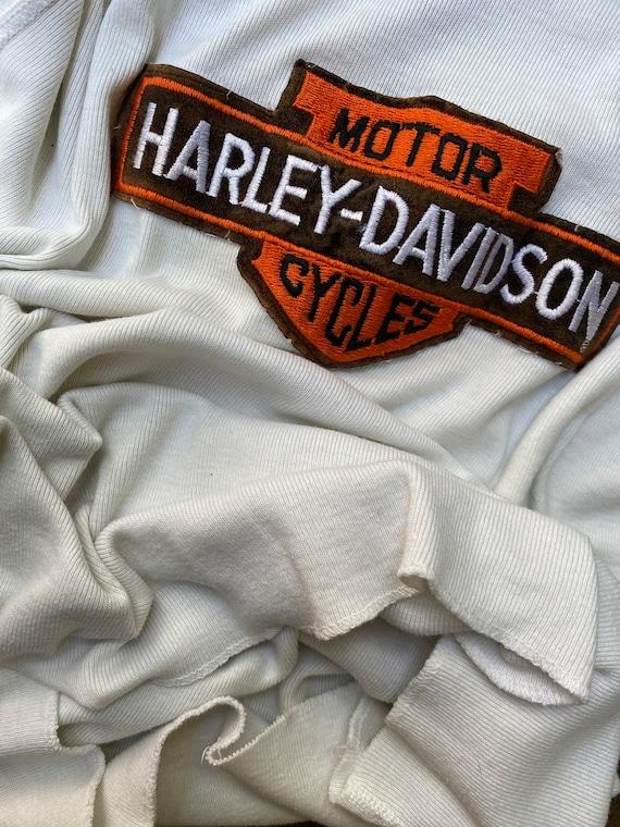 Vintage 70's Harley tee