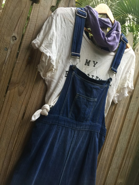 Vintage 60's Workwear overalls