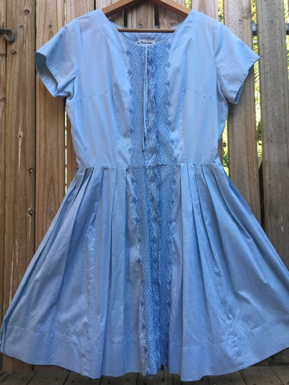 Vintage 50's original day dress