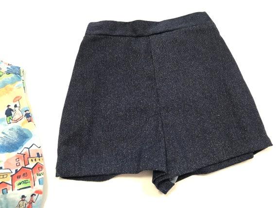 Vintage Girl's Shorts and Top Set, Summer Print K… - image 5