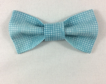 Blue Cat Bow tie, Cat tie, Cat Bow tie collar, Bow ties for Cats