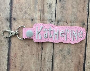 Light Pink Bag Tag