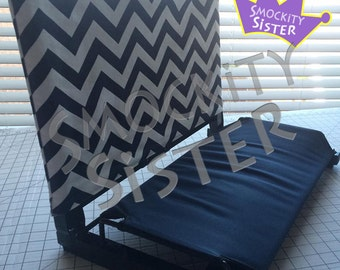 Stadium Seat Cover, Spirit Seats, Team Chair Covers for Bleachers CLEARANCE SALE