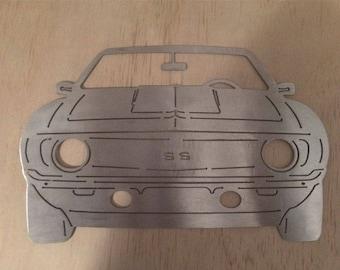 68 Camaro Sign Etsy