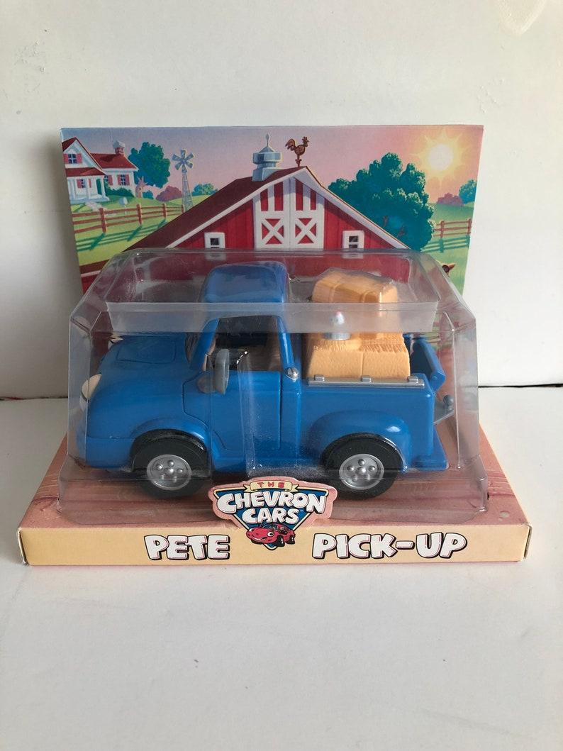 Vintage 97 Chevron Cars Pete Pick Up Collectible Vintage Car Etsy