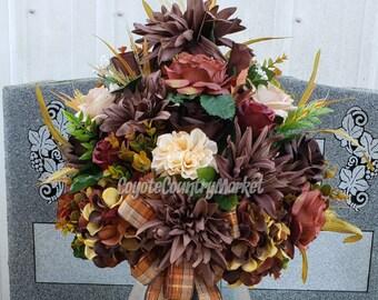 Etsy & Flowers for grave | Etsy