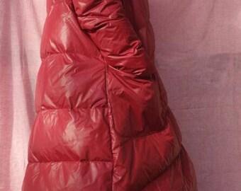 A-Line Long Down Coat, Winter Down Coat,Women Coats, Thick Women Warm Down Coat Many Colors Custom Made Any Size