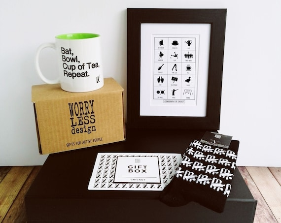 Cricket Gift Set - Gifts for Cricket Lovers