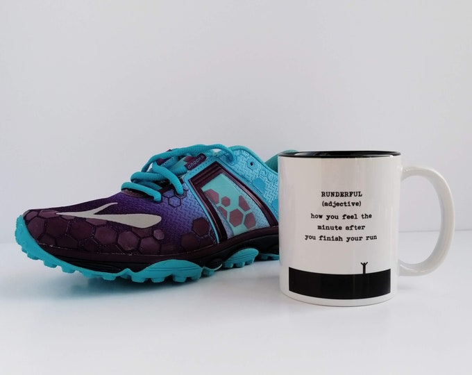 Mug - Runderful Definition - Presents for Runners