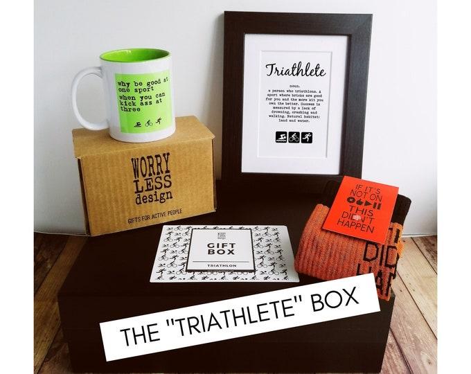Triathlete Gift Set