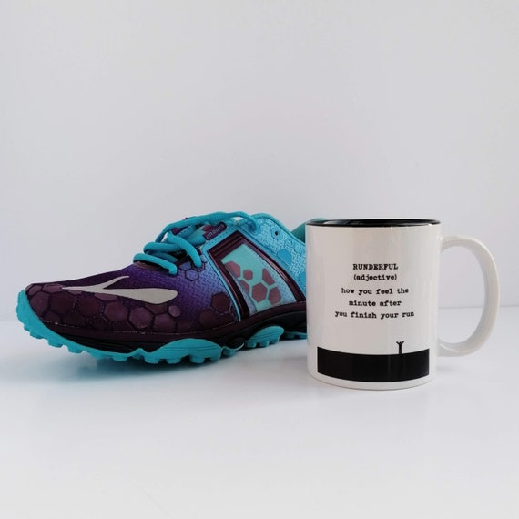 Runner Gifts - Runderful Mug. Gifts for Runners. Running Gifts.