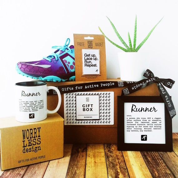 Runner Gifts - Running Gift Sets - Four different sets to choose from - Running Gifts UK