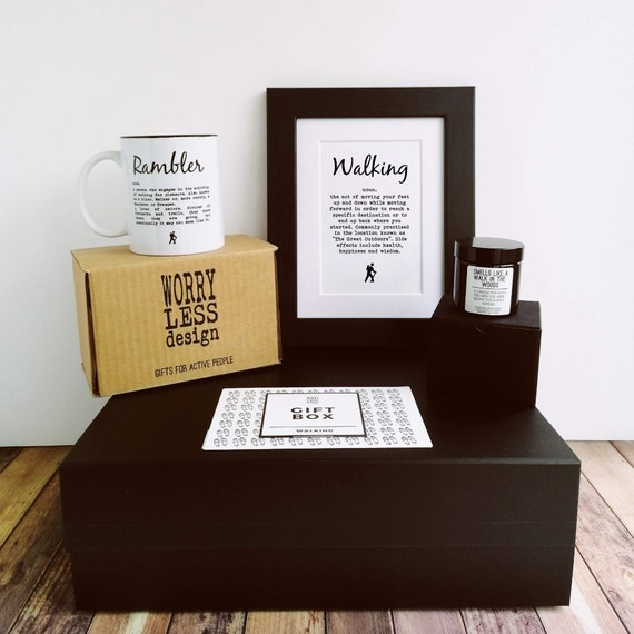 Walking Gifts - Rambler Gift Set - Hiking Gifts UK